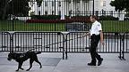 servicio secreto en la Casa Blanca