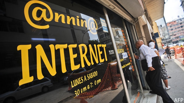 BBC: ¿Por qué internet en Venezuela es tan lento?