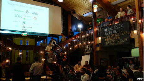 Evento Marijuana Technology Startup Weekend, en Denver, Colorad