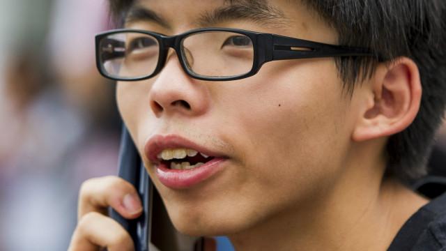 Quién es Joshua Wong, el líder de 17 años de las protestas en Hong Kong