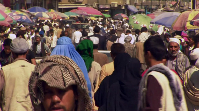 ''د افغان اقتصاد کچه ۱۷ سلنه پورته شوې ده''