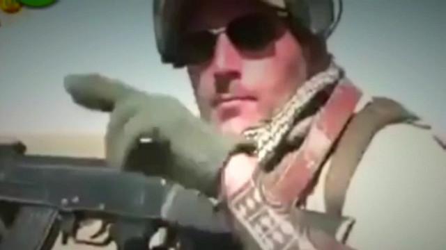 مجموعة سرية هولندية تنضم للقوات الكردية في العراق - BBC Arabic