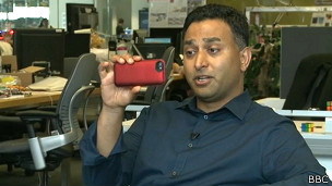 Ramesh Rasker, director del laboratorio mediático del Instituto MIT