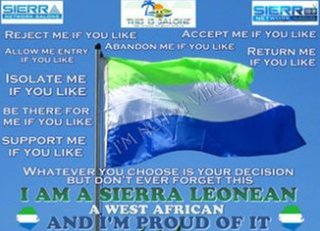 Campaña contra discriminación en África