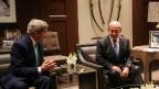 Kerry, Netanyahu dan Raja Abdullah