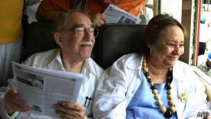 Gabo, Mercedes Barcha