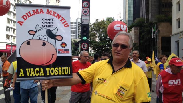 Sindicatos pró e antigoverno ensaiam união contra 'medidas ... - BBC Brasil