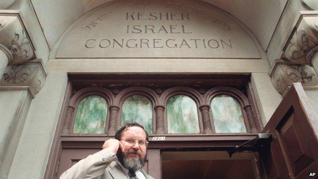 Rabbi Barry Freundel