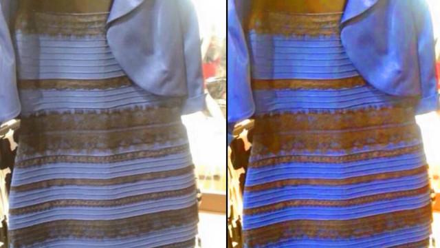 Ciência desvenda mistério do vestido que 'muda de cor