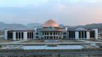 ولسمشر غني د افغانستان د ځوانانو روزنیز پارلمان ناسته پرانسته