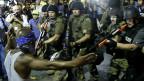 Tensión racial en Ferguson