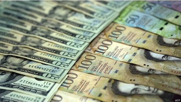 En Venezuela hay distintos tipos de cambio.