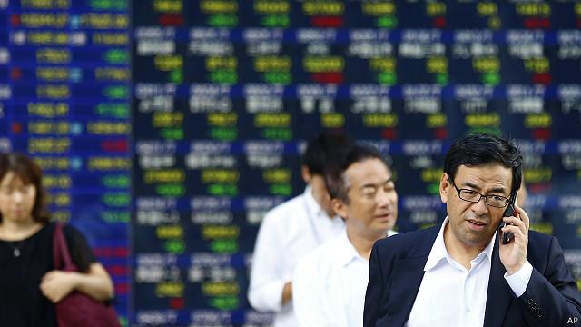 Chứng khoán Nhật giảm trở lại vì Brexit