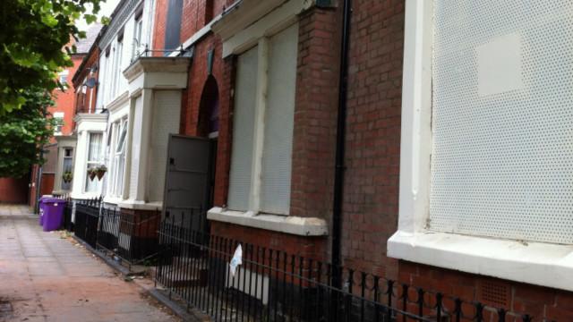 Rumah Pound 1 Liverpool