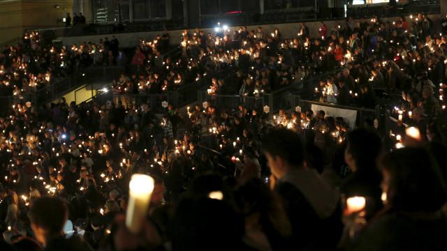 Penembak San Bernardino Diketahui Berlatih Menembak Sebelum Serangan