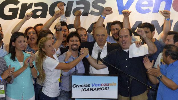 Oposicion de Venezuela