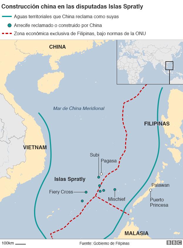 Exclusiva periodista de la bbc ve de cerca las islas for Cajeros cerca de mi ubicacion