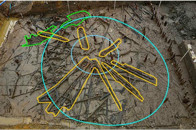Espacio de excavación