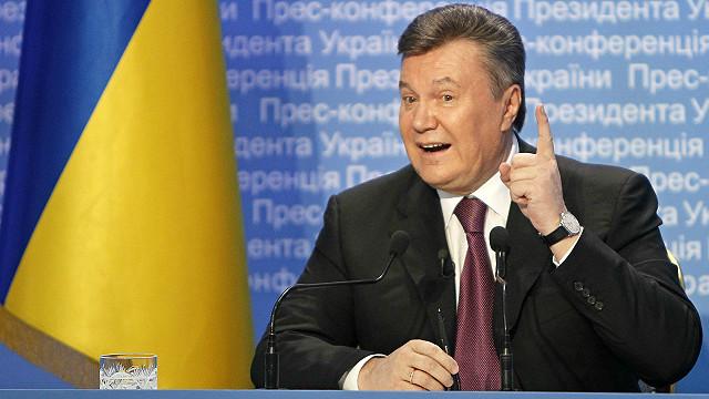 Суд допросит Януковича в режиме видеоконференции