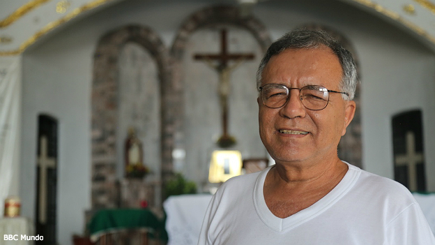 Sacerdote Jesús Mendoza