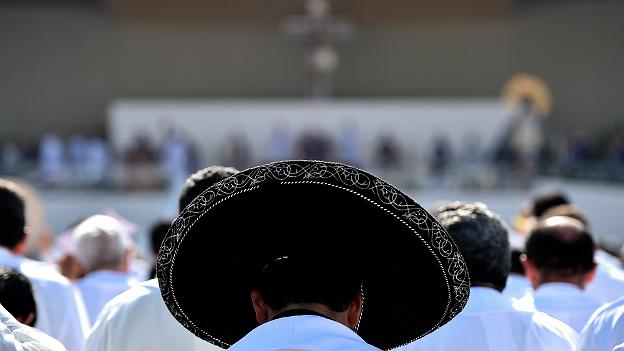 Misa del Papa en México