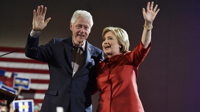 ФБР неожиданно опубликовало документы о Билле Клинтоне