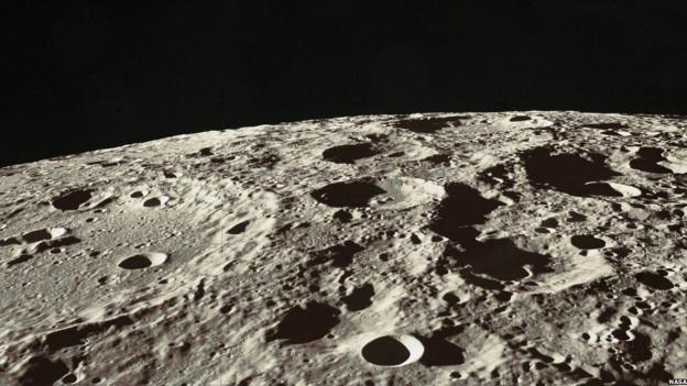 Misteri Suara Musik di Bulan yang di Dengar Astronout