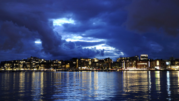 """Las hermanas Andresen viven """"una vida normal"""" en Oslo, la capital de Noruega."""