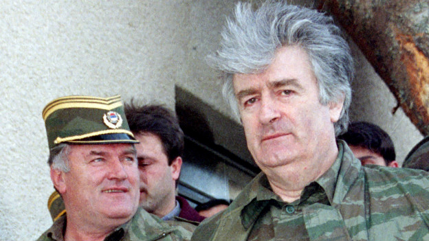 Karadzic y Mladic