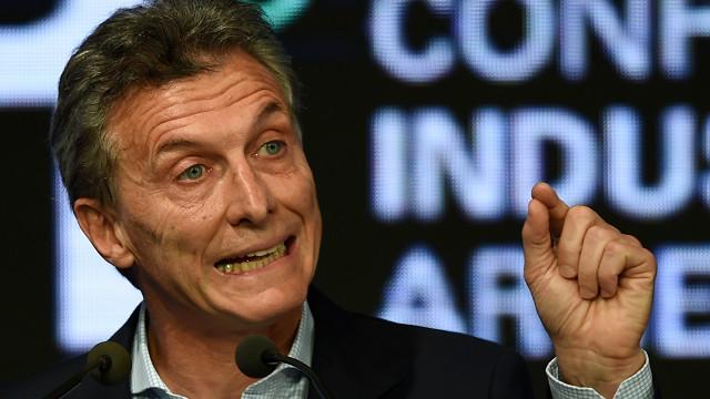 """El presidente de Argentina, Mauricio Macri, aparece en dos sociedades offshore reveladas en los documentos de """"Panamá Papers""""."""