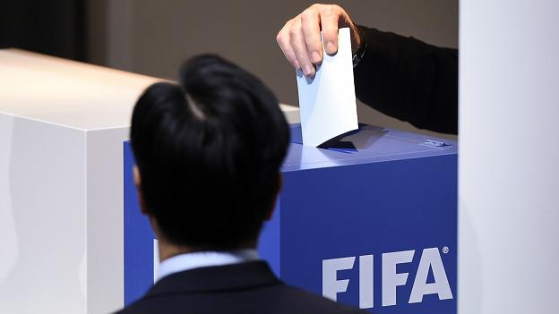FIFA votación