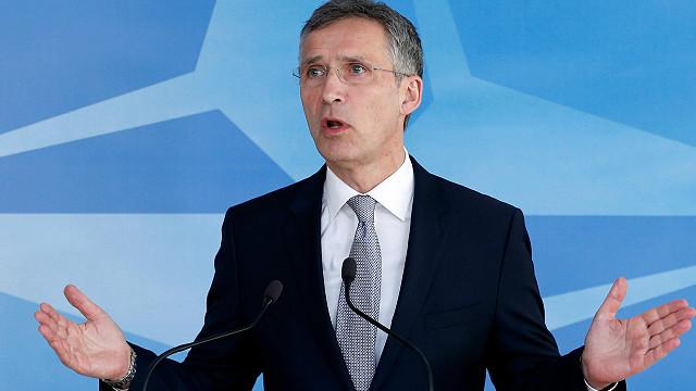 Столтенберг: НАТО не хочет новой холодной войны c Россией