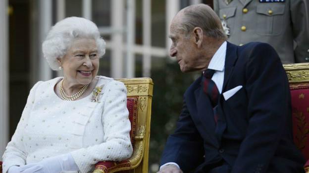 Reina Isabel II cumple récord de 65 años en el trono