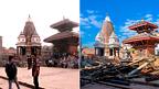 ছবিতে নেপালের ভূমিকম্প:এক বছর পর