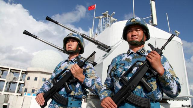 Không quân TQ 'gửi thông điệp đến Nhật'