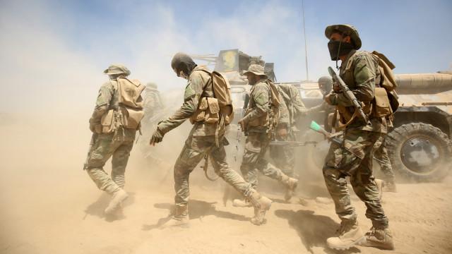 د عراق موصل ښار نيولو هڅې