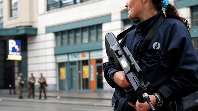 اعتقال شخصين في بلجيكا ضمن حملة لمكافحة الإرهاب