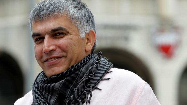 نقل الناشط الحقوقي البحريني المعتقل نبيل رجب الى المستشفى
