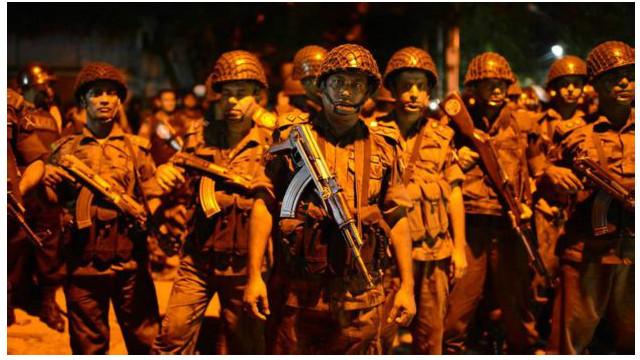Bắt giữ con tin ở Dhaka