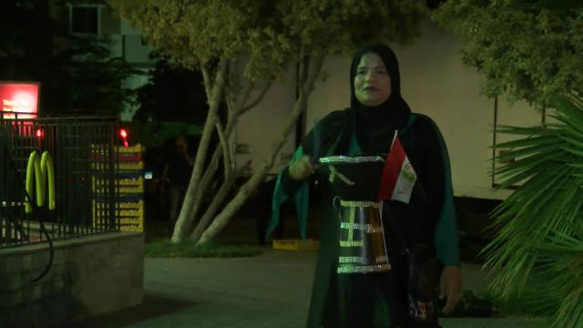 مصر کې پېشلمي ته د پاڅولو دود