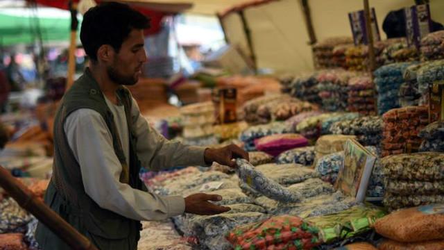 افغانستان کې د کوچني اختر لپاره چمتووالی