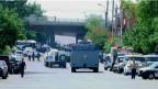 د ارمنستان پلازمېنه ایروان کې د پولیسو پر یوه مرکز برید شوی