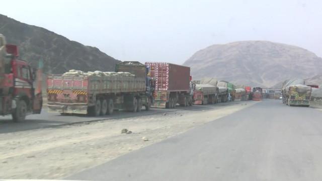 افغان سوداګر: له پاکستانه وارداتو کې کموالی راغلی