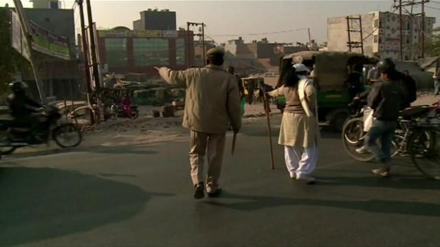 هند کې د ترافيکي پېښو او د مرګژوبلې مخنيوی