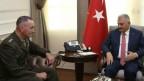 د امریکا ګډو ځواکونو مشر ترکیه کې ناکامه پوځي کودتا غندلې