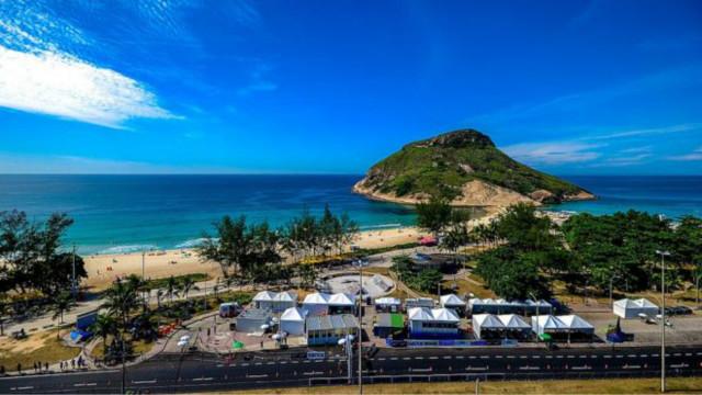 د عکسونو البوم: د ريو اولمپيک لوبغالي