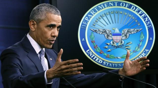 اوباما: 'اسلامي دولت' کمزوری شوی، خو لاهم ګواښ دی