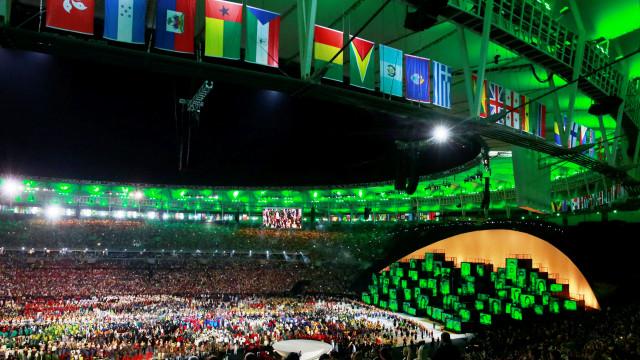 د ریو اولمپیک سیالۍ پیل شوې