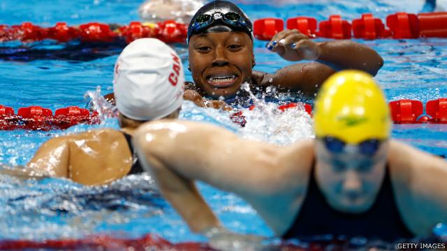 د اولمپيک سياليو شپږمه ورځ
