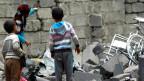 یمن کې پر ښوونځي هوایي برید ۱۰ ماشومان وژلي